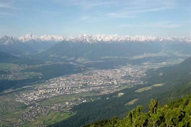 Wetter Innsbruck 16 Tage